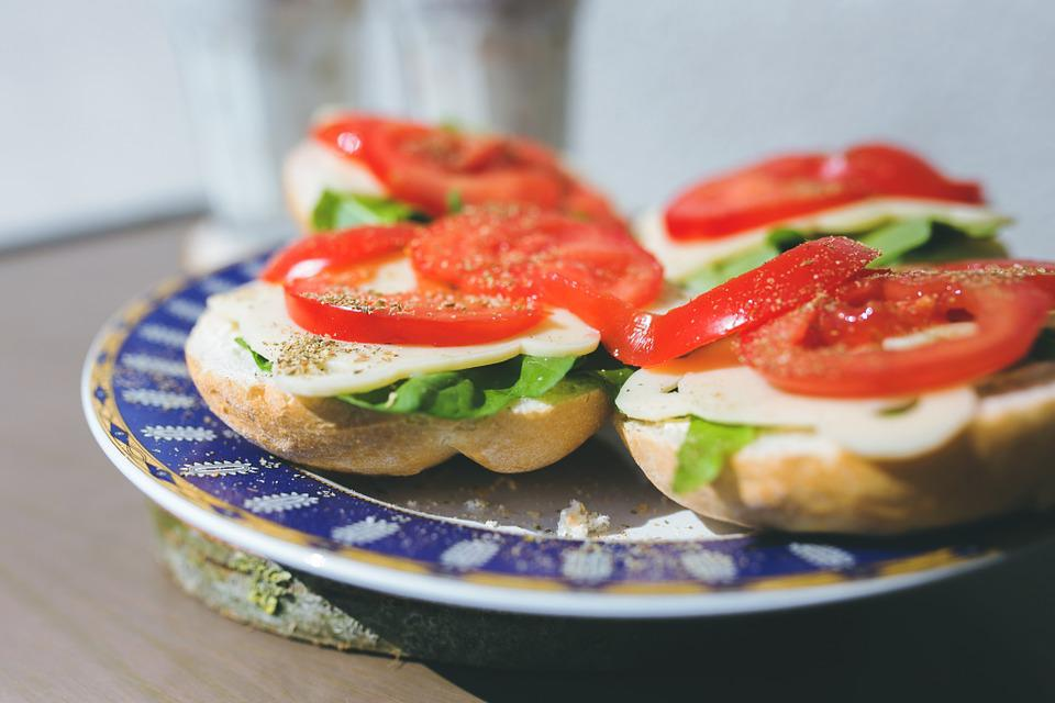 Tomato Sandwich Ideas