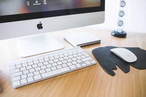 Computer, Apple, Imac, Keyboard, Mouse