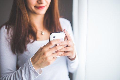 携帯電話, モバイル, スマート フォン, 電話, 技術, デバイス, ホワイト