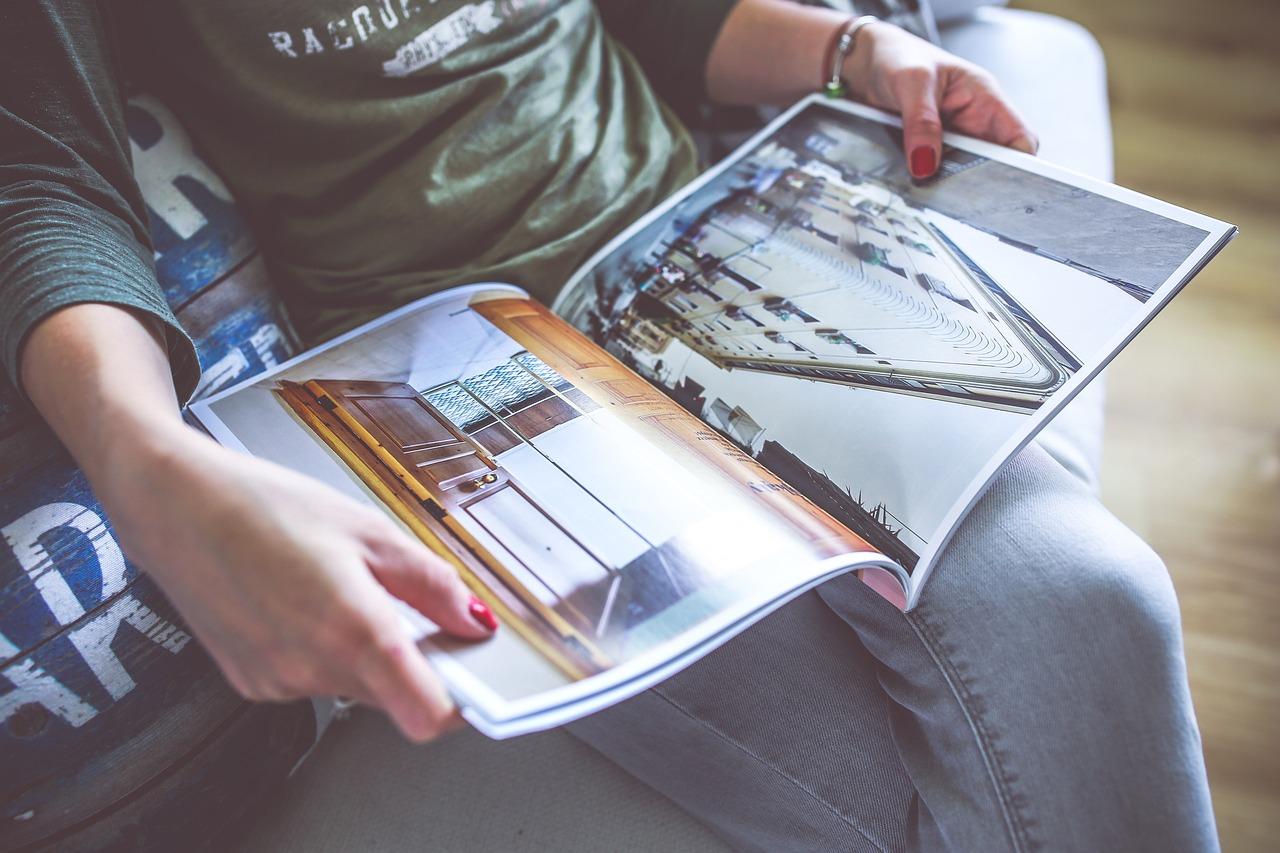 Produk Katalog Majalah