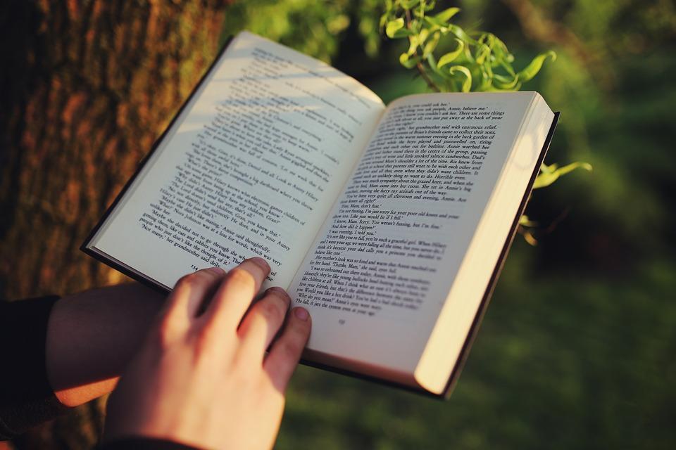 Leer, La Lectura, Libro, Mano, Manos
