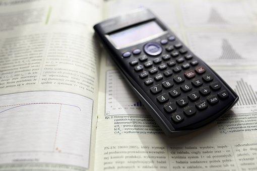 Calculator, Scientific, Numbers, Finance
