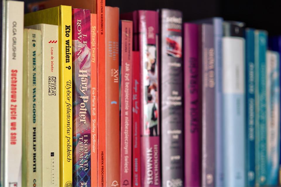 書籍, カラフルです, ハリー, ハリーポッター, ローリング