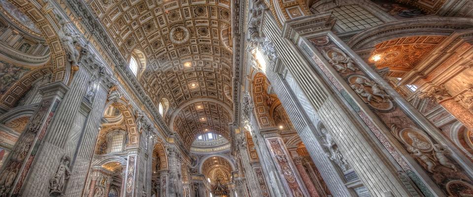 Vatican, Rome, Italy, Church, Europe, Religion
