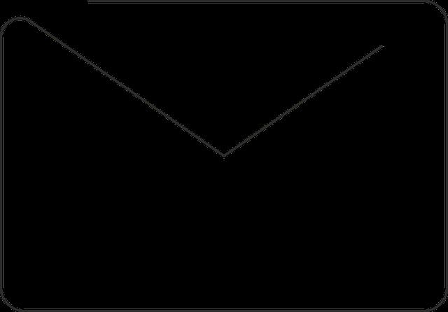 Gratis Vectorafbeelding: Mail, Pictogram, E Mail, Internet