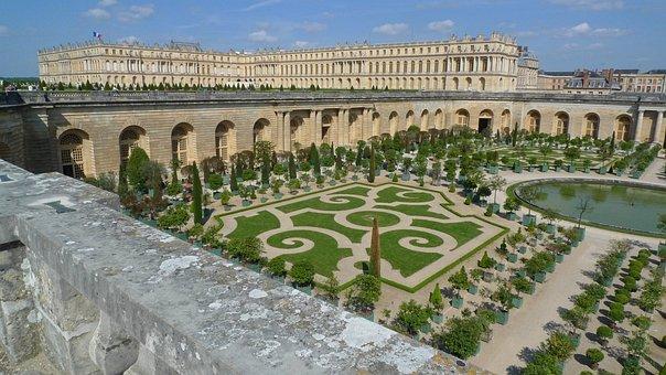 Qué visitar cerca de París, Panorámica Palacio de Versalles