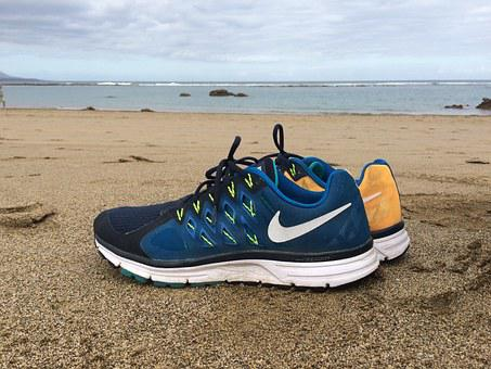 Cheap 182272 Nike Free 3.0 V4 Men Blue Black Shoes