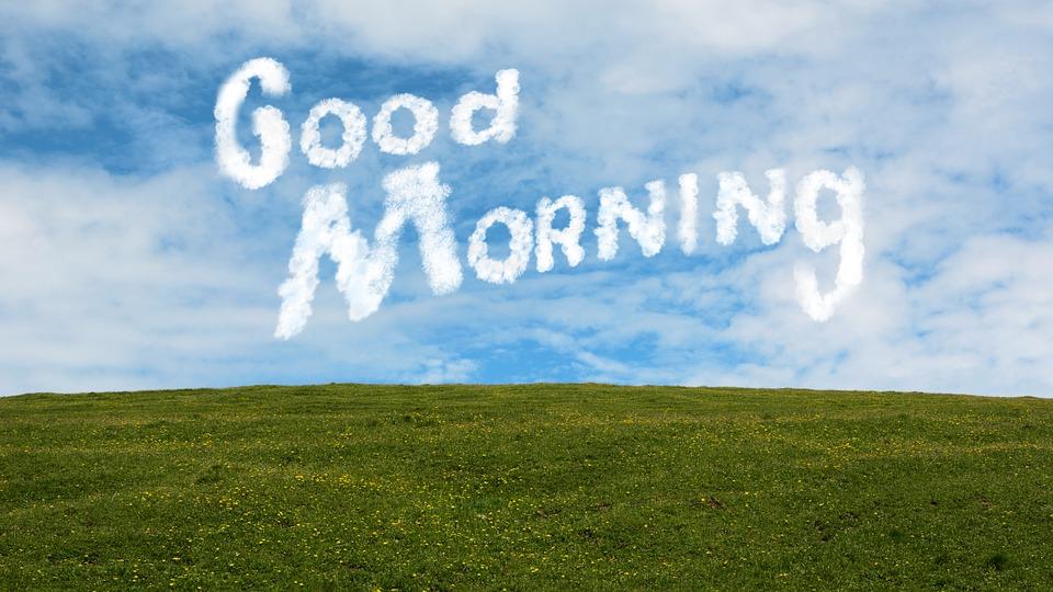 Guten Morgen, Sprüche, Good Morning, Bilder