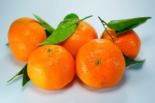 Tangerines, Oranges, Clementines