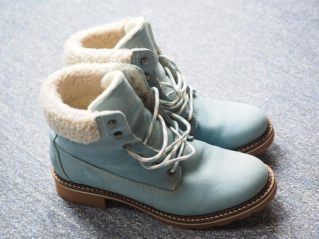 Free Photo Shoes Winter Boots Leather Boots Free
