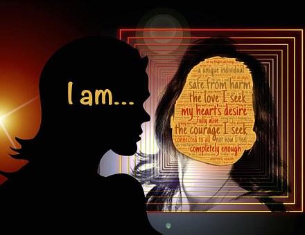 Identity, Self, Refection, Reflecting