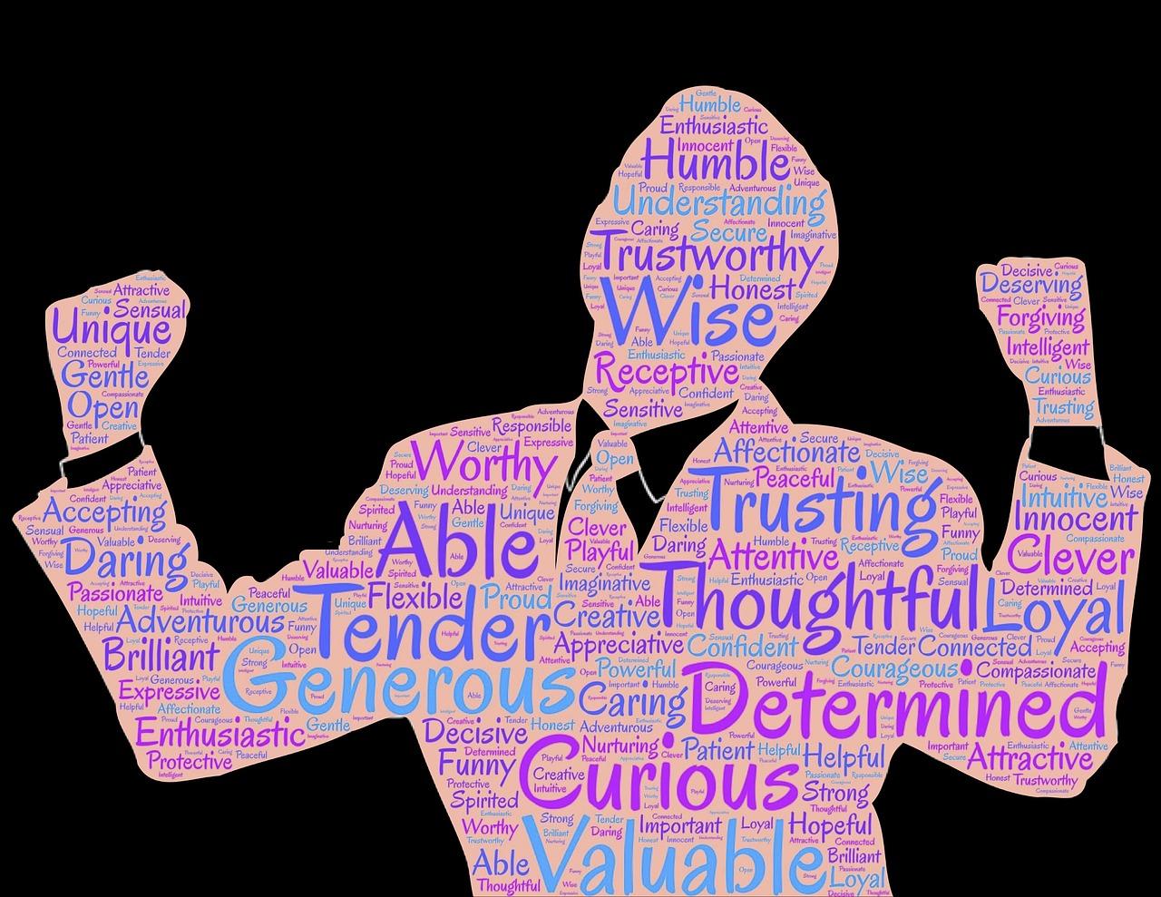 Qualities Man Self-Confidence - Free image on Pixabay