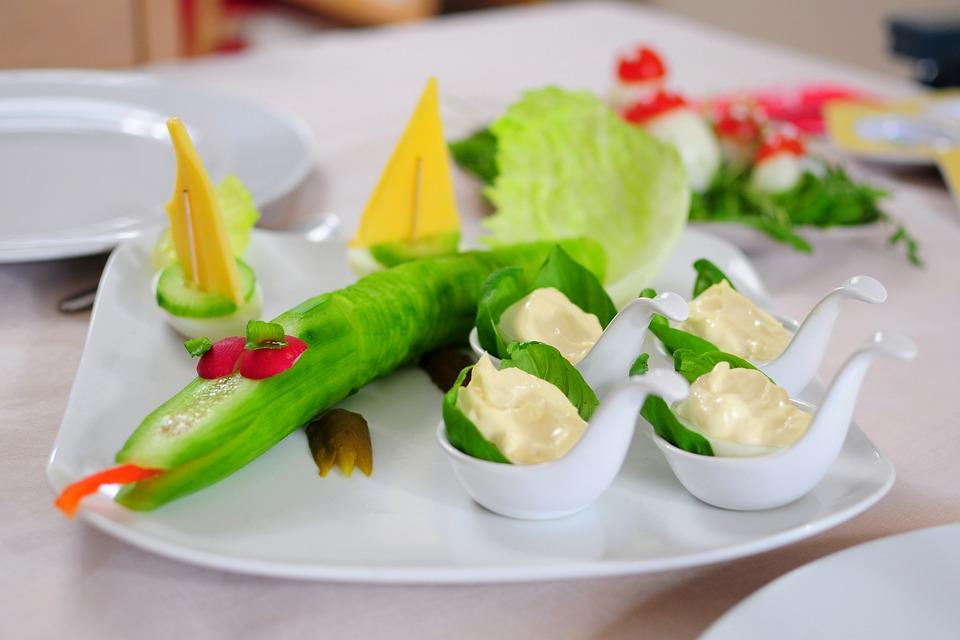 Mangiare, Prima Colazione, Cibo, Piatto