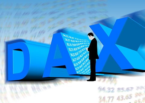 Dax, Shares, Price Development, Capital