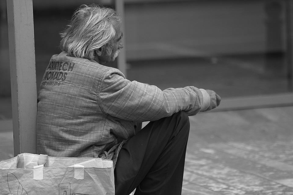 Armoede, Bedelen, Uitsluiting, Straat