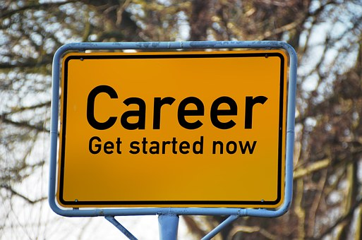 Road Sign, Town Sign, Success, Career