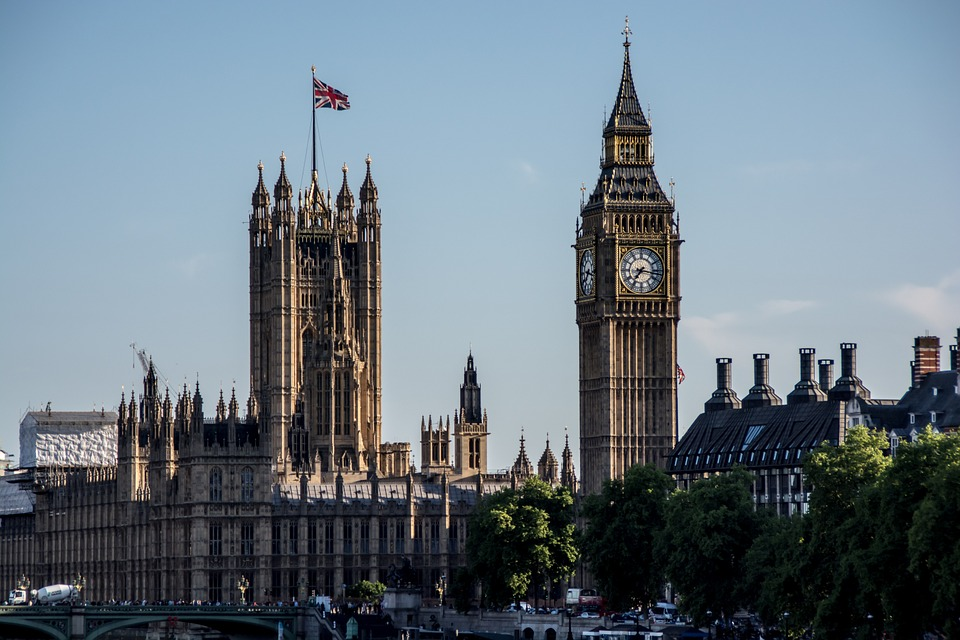 Westminster London Anglicko - Fotografia zdarma na Pixabay