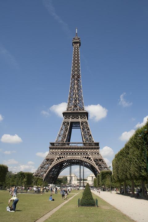 The eiffel tower paris free photo on pixabay the eiffel tower paris garden altavistaventures Gallery