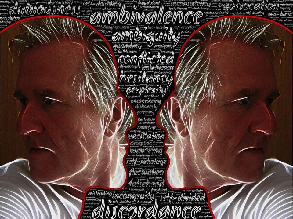 Discordance, Ambivalence, Ambiguity, Equivocation