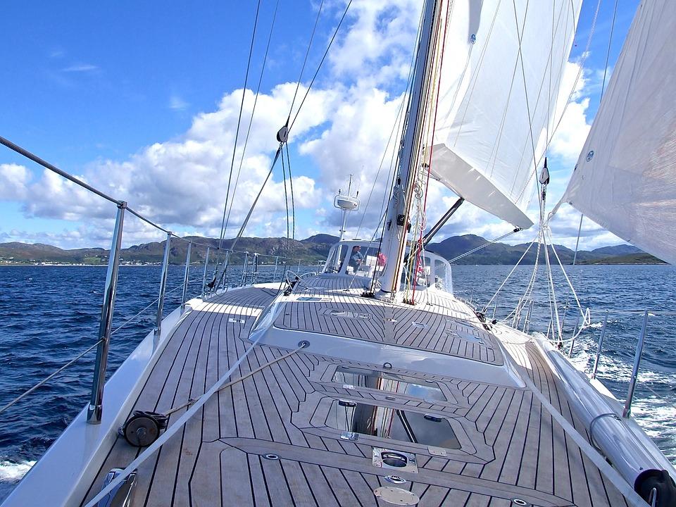 Yacht, Sea, Boat, Travel, Ship, Ocean, Summer, Water