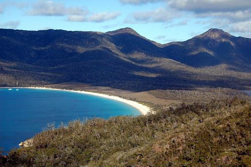 Wineglass Bay, Tasmania, Australia Top 10 Bays in Australia to Relax in 2020
