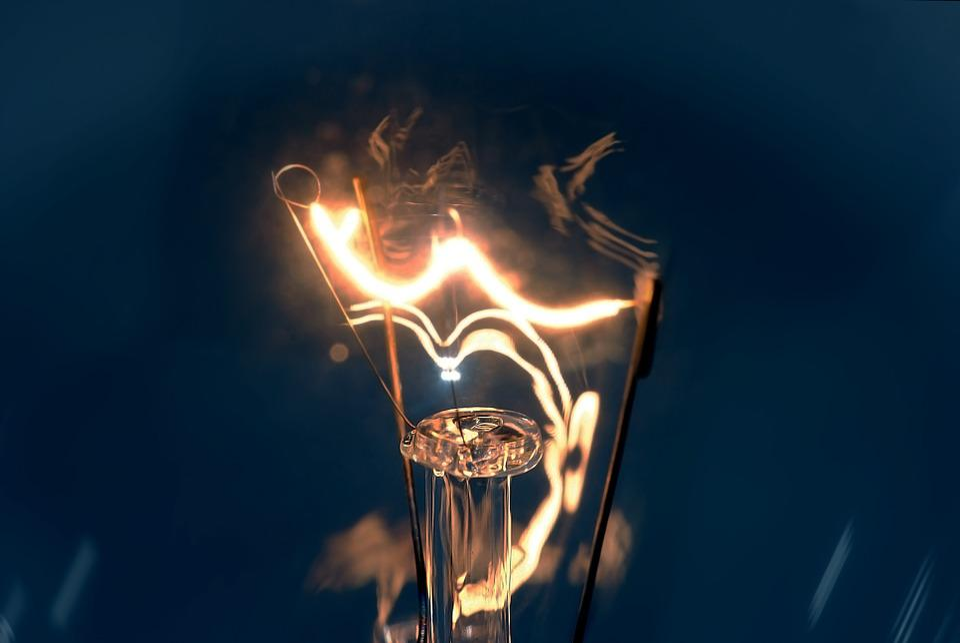 Free Photo Light Bulb Electricity Lamp Free Image On Pixabay 802667