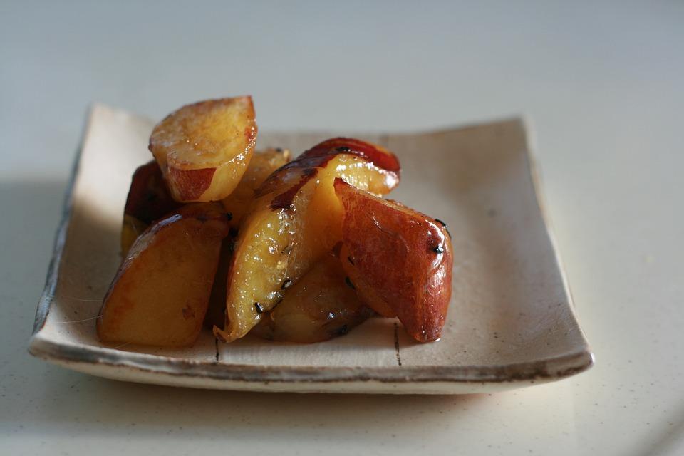 和食, サツマイモ, 大学イモ