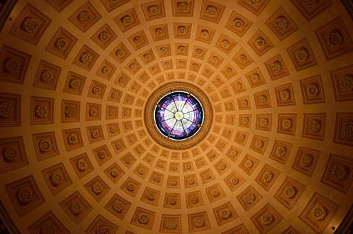 Dome, Church, Italy, Architecture