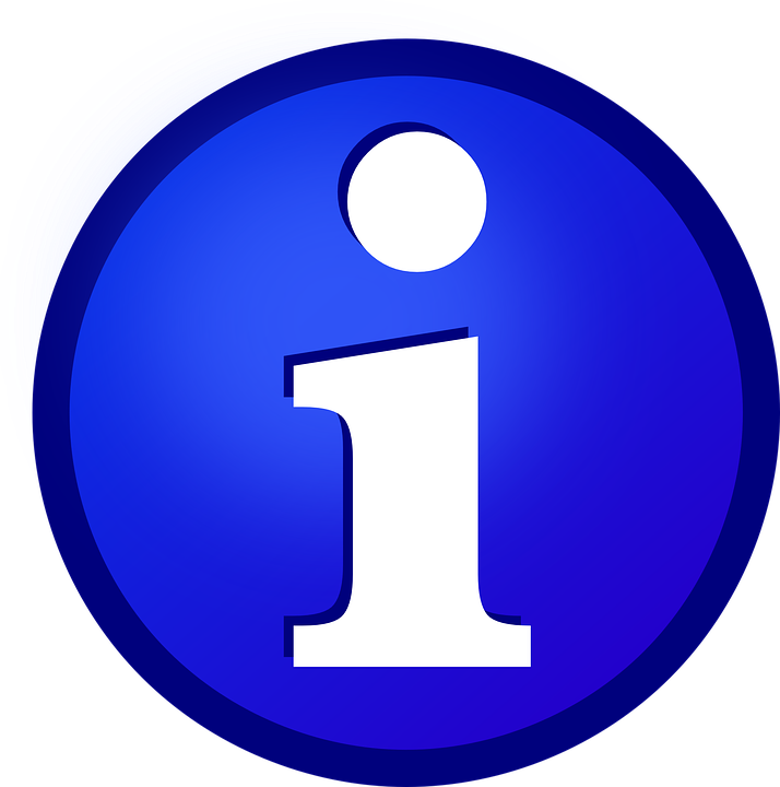 Info Icon Information - Free vector graphic on Pixabay
