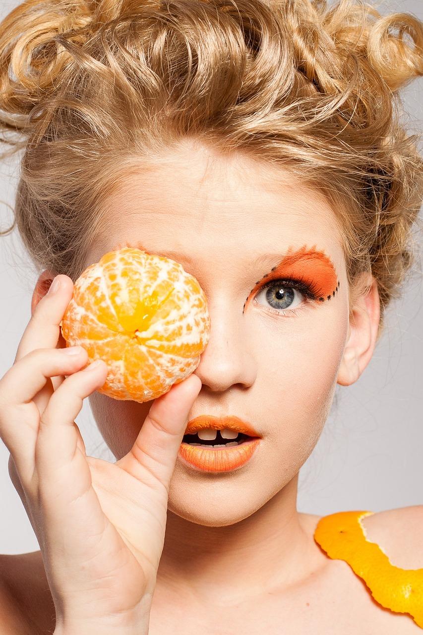 слушали картинки макияж с фруктами хотим поделиться вами