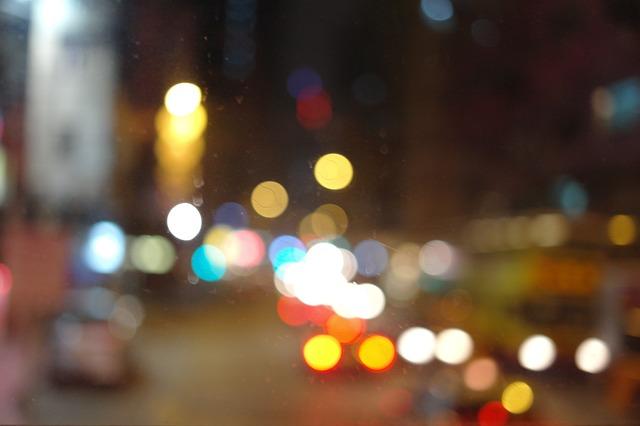 Foto gratis: Lampu, Bokeh, Kilau, Pemandangan - Gambar