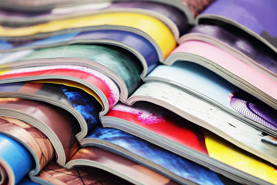 Magazine, Colors, Media, Page, Colorful, Read, Arts