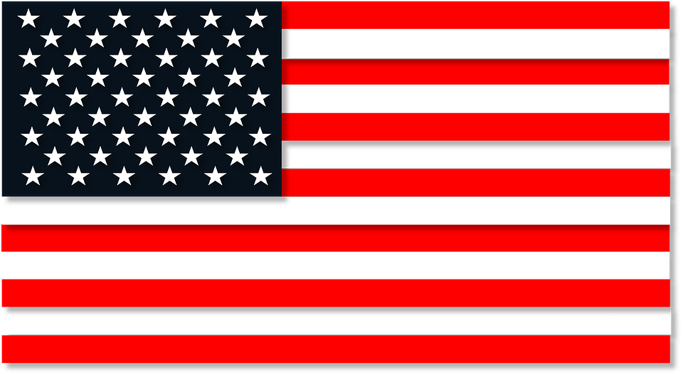 american flag 3d free image on pixabay