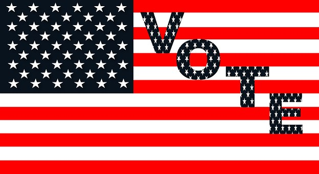 Usa, Election, Democracy, Voting, Votes