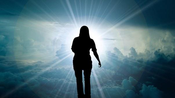 Nuages, Ciel, Foi, Le Christianisme