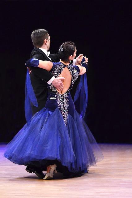 Free Photo Dance Couple Tango