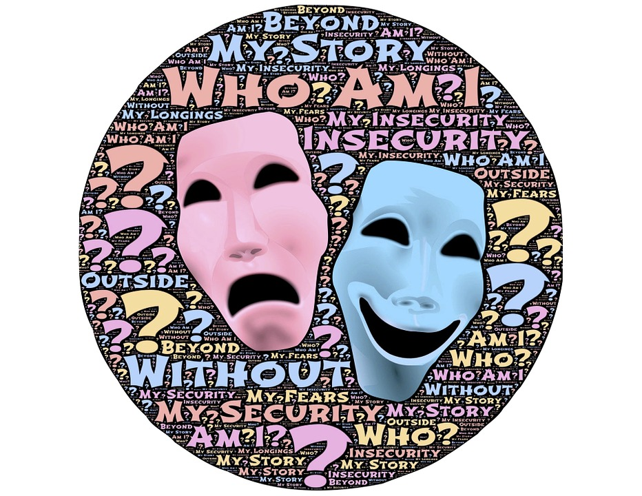 Masks, Drama, Human, Story, Zen, Question, Identity