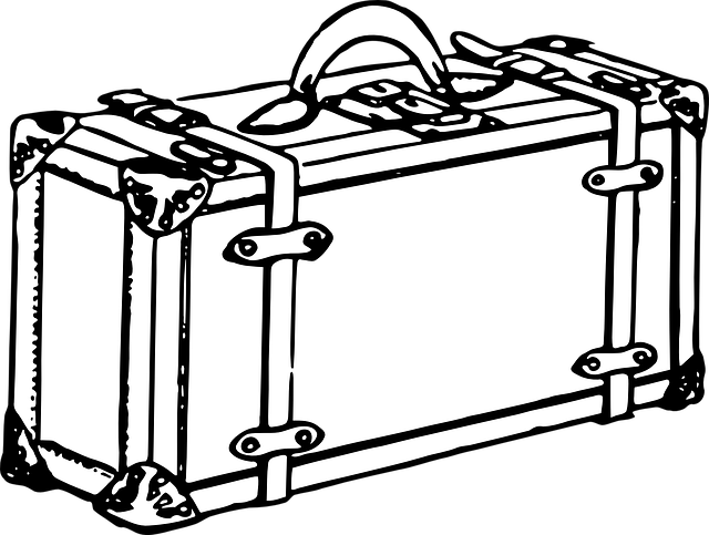 Suitcase Luggage Baggage · Free vector graphic on Pixabay