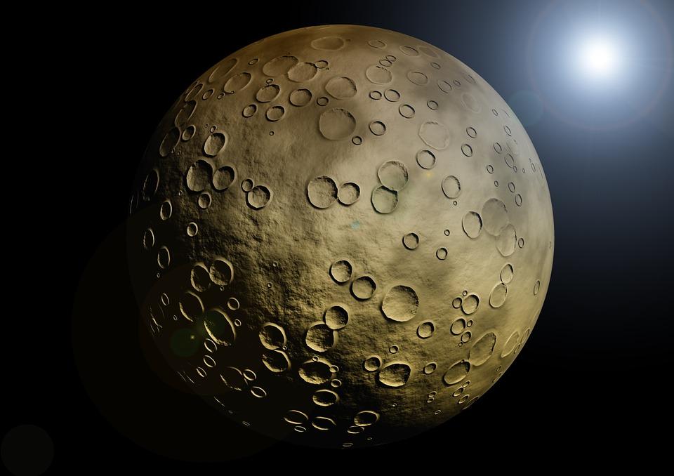 Картинки планет луны