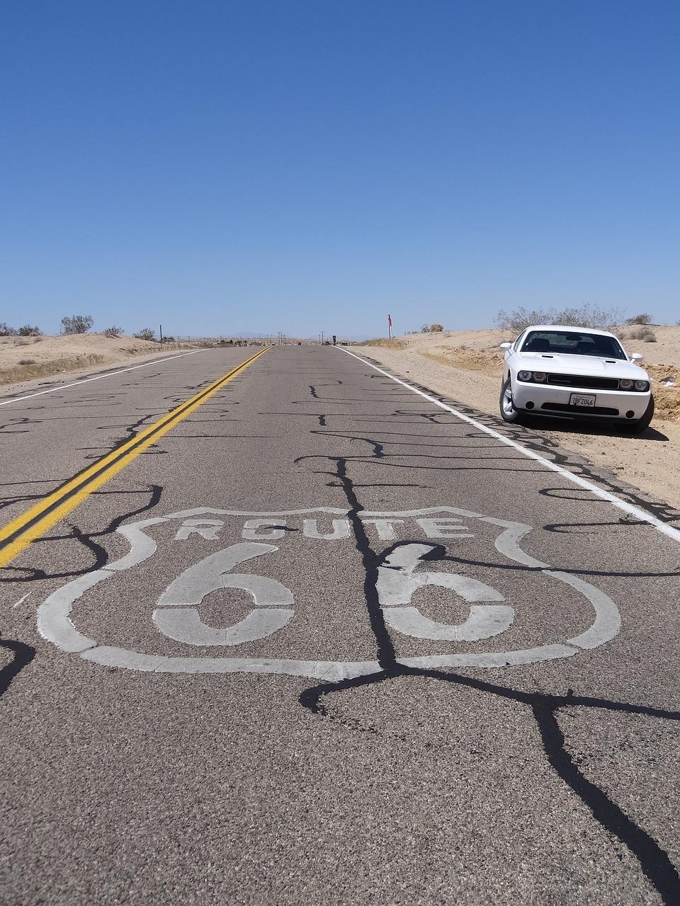 66号公路简单跑法