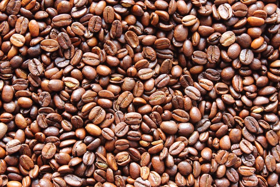 Cofee bønner Kaffe ekstrakt koffein