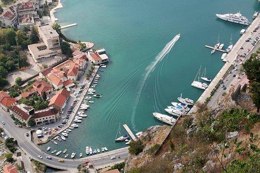 Kotor, Port, Monténégro, Kotor, Kotor