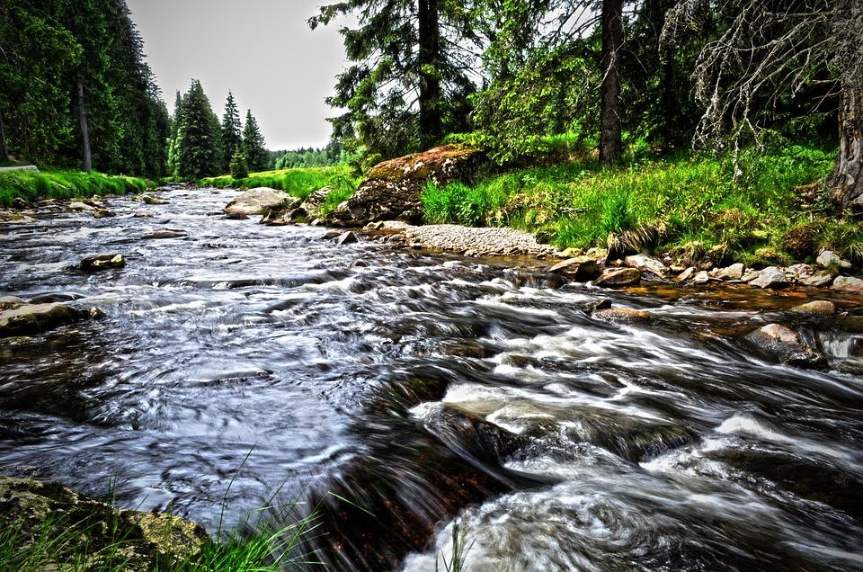 Landscape Nature River Free Photo On Pixabay