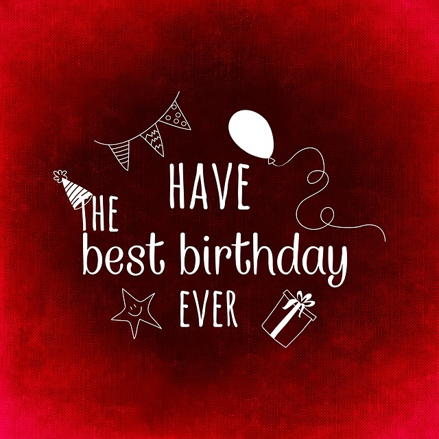 17 Best Images About Birthday Cards On Pinterest: Free Illustration: Happy Birthday, Birthday, Greeting