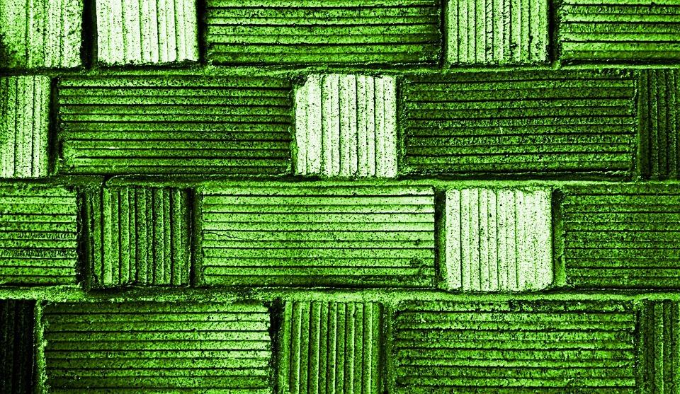 Muro di piastrelle goffrato fotografie stock freeimages