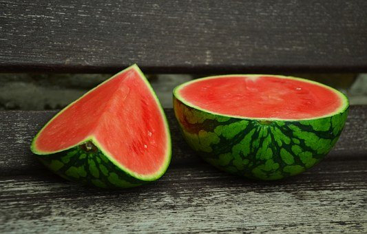 Watermelon Melon Juicy Fruit Food Deliciou