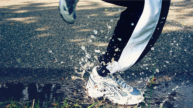 Running With Wet Shoes