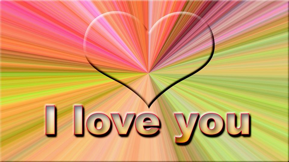 hjerter jeg elsker dig