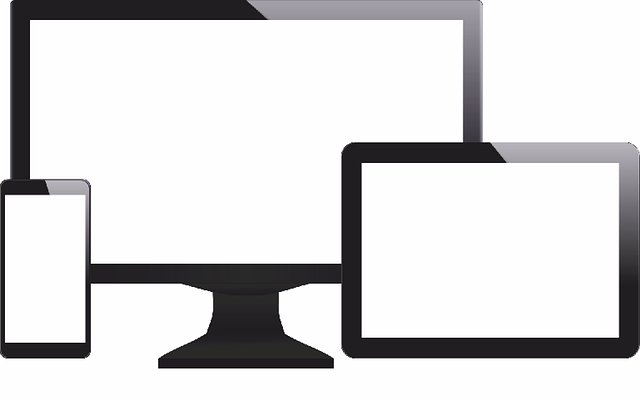 Monitor Tablet Smartphone 183 Free Vector Graphic On Pixabay