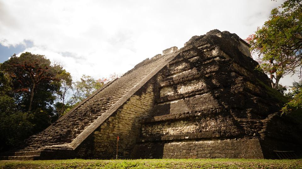 Historical Sites, Happy Valley In Guatemala, Maya